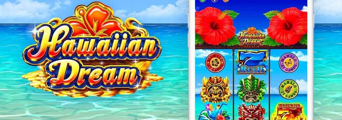 Hawaiian Dream ハワイアンドリーム  Golde Hero社