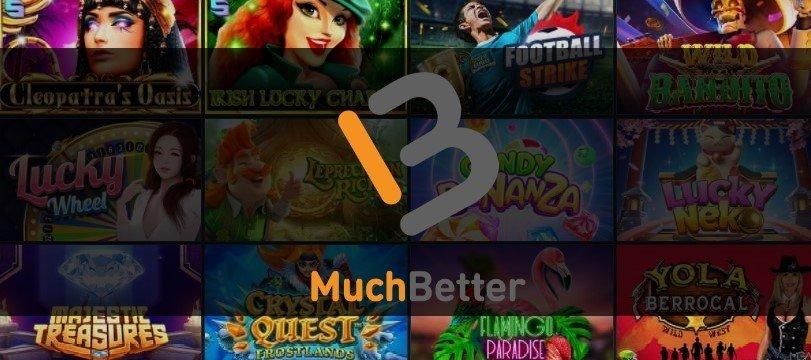 MuchBetter online casino payment method